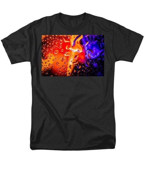 Celestial Fusion Break  Men's T-Shirt  (Regular Fit) by Bruce Pritchett