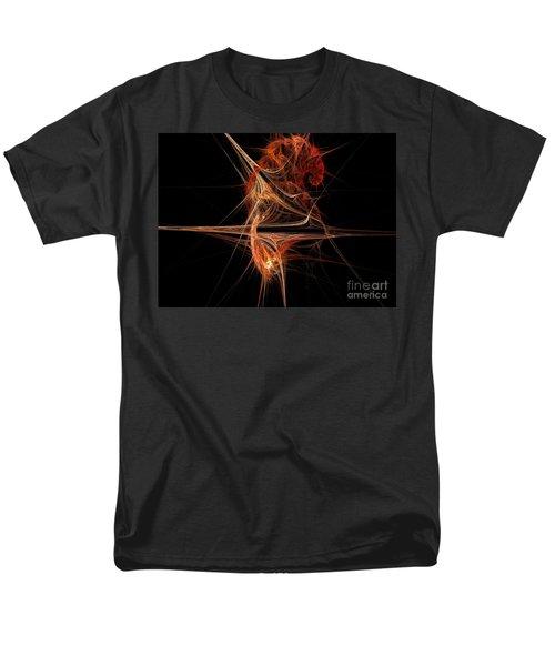 Cerebral Hemisphere Men's T-Shirt  (Regular Fit) by Kim Sy Ok