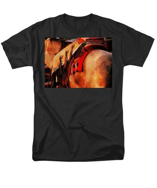 Chaps Men's T-Shirt  (Regular Fit) by Laddie Halupa