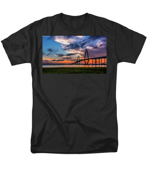 Men's T-Shirt  (Regular Fit) featuring the photograph Charleston by RC Pics