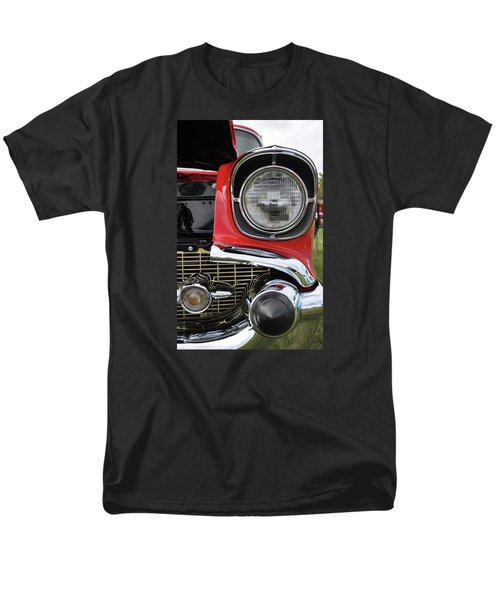 Men's T-Shirt  (Regular Fit) featuring the photograph Chevy Bel Air by Glenn Gordon
