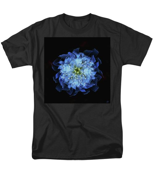 Chicory Abstract Men's T-Shirt  (Regular Fit) by Stephanie Grant