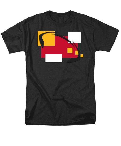 Chiefs Abstract Shirt Men's T-Shirt  (Regular Fit) by Joe Hamilton