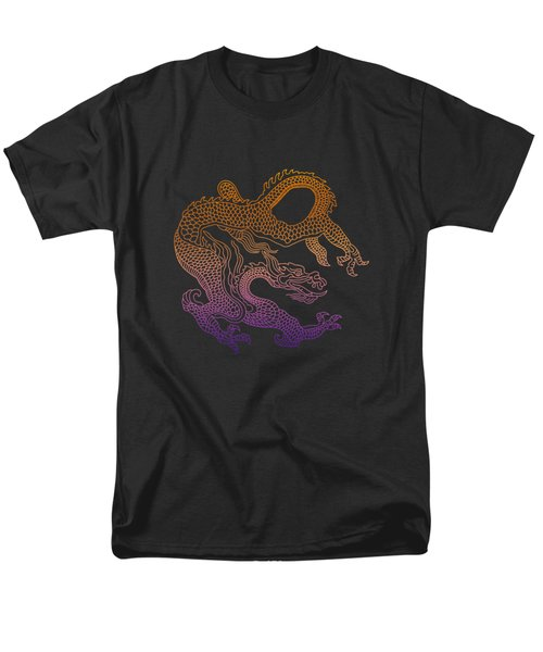 Chinese Dragon Men's T-Shirt  (Regular Fit)