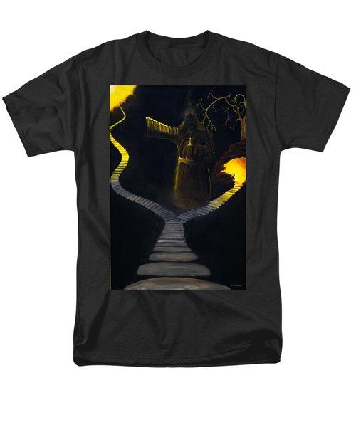 Chosen Path Men's T-Shirt  (Regular Fit) by Brian Wallace
