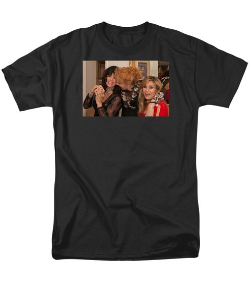 Christmasparty Men's T-Shirt  (Regular Fit) by Dennis Eckel