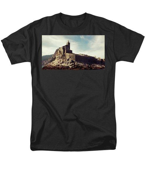 Church Of San Pietro Men's T-Shirt  (Regular Fit) by Joseph Westrupp