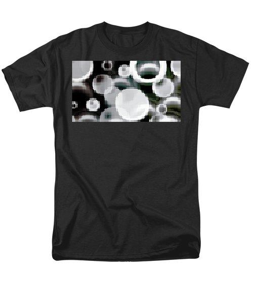Circle Blocks Men's T-Shirt  (Regular Fit) by Carol Crisafi