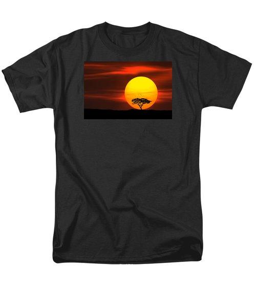 Circle Of Life Men's T-Shirt  (Regular Fit) by Bess Hamiti