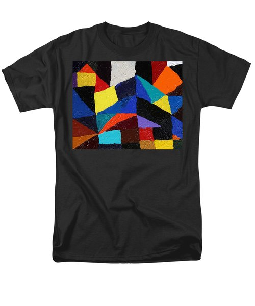 Cityscape Men's T-Shirt  (Regular Fit) by Ralph White