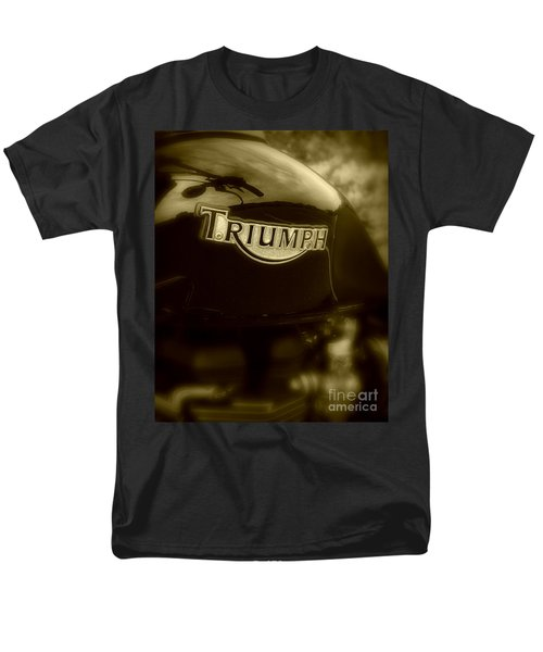 Classic Old Triumph Men's T-Shirt  (Regular Fit) by Perry Webster