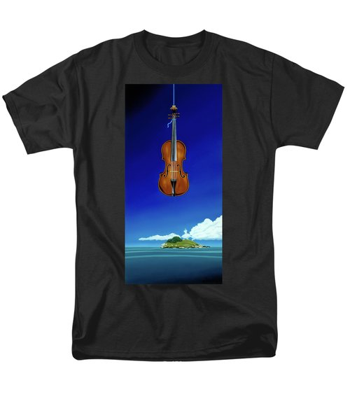 Classical Seascape Men's T-Shirt  (Regular Fit)