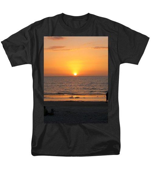 Clear Sunset Men's T-Shirt  (Regular Fit)