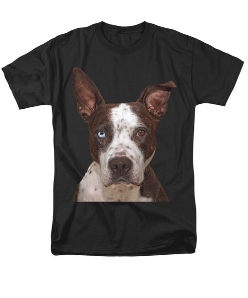 Men's T-Shirt  (Regular Fit) featuring the photograph Cleo  by Brian Cross