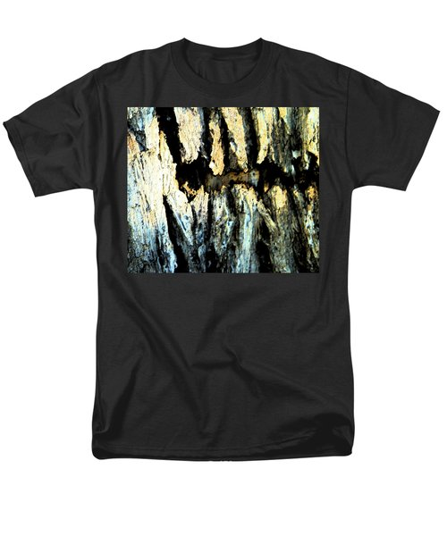Men's T-Shirt  (Regular Fit) featuring the photograph Cliff Dwellings by Lenore Senior