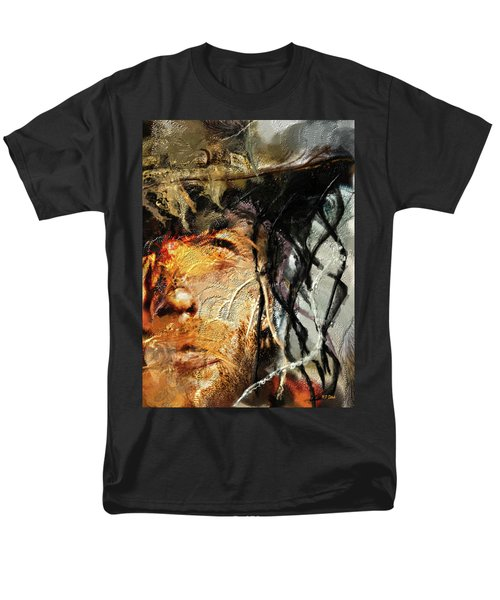 Clint Eastwood Men's T-Shirt  (Regular Fit) by Michael Cleere