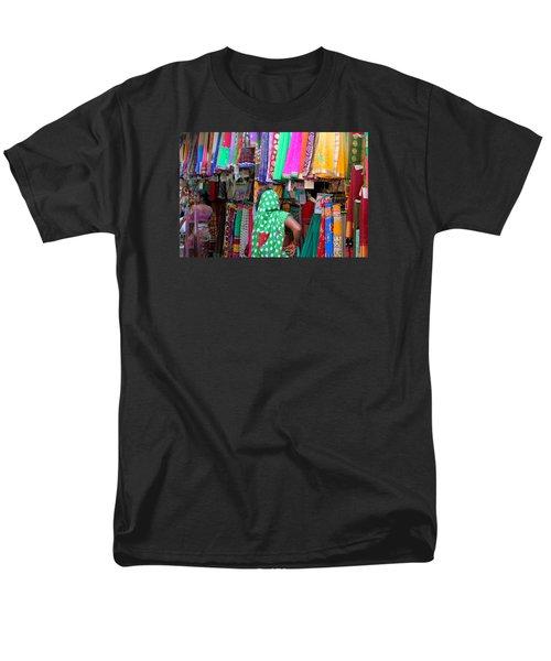 Clothing Shop In Madhavbaug, Mumbai Men's T-Shirt  (Regular Fit) by Jennifer Mazzucco