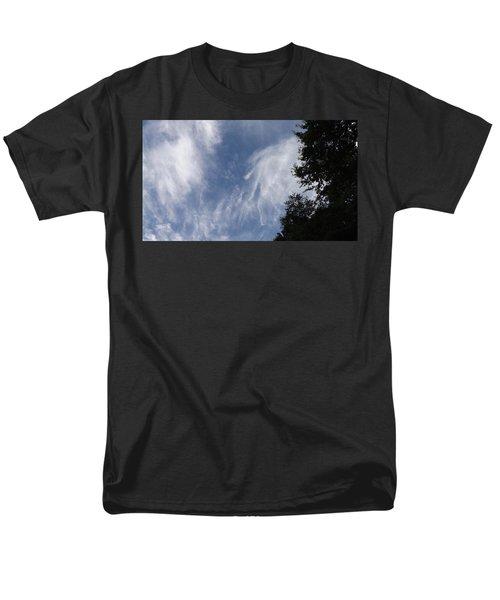 Cloud Fingers Men's T-Shirt  (Regular Fit) by Don Koester