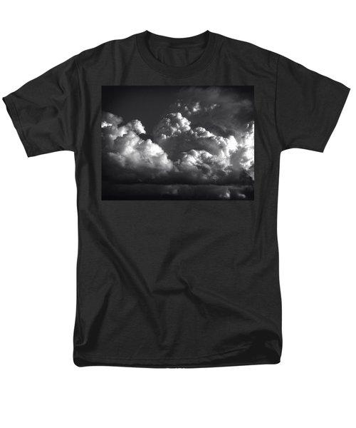 Cloud Power Over The Lake Men's T-Shirt  (Regular Fit) by John Norman Stewart