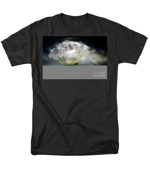 Cloud Rose Men's T-Shirt  (Regular Fit) by Clayton Bruster