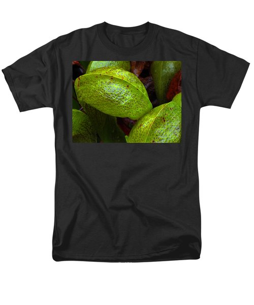 Men's T-Shirt  (Regular Fit) featuring the photograph Cobra Lily Love by Suzy Piatt