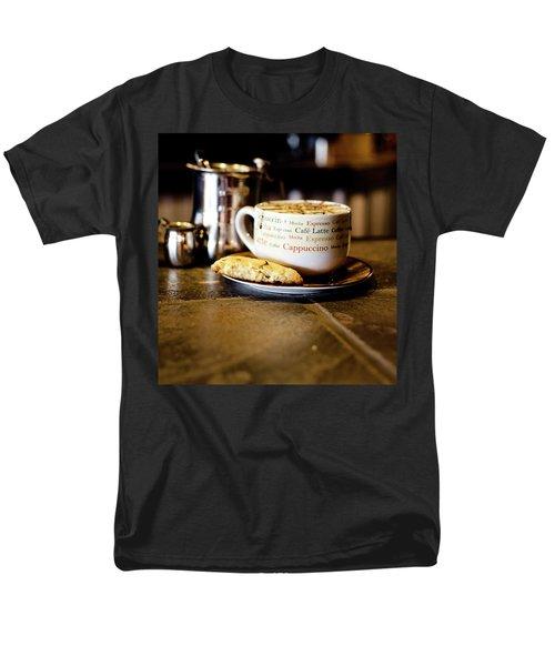 Coffee Bar Men's T-Shirt  (Regular Fit)
