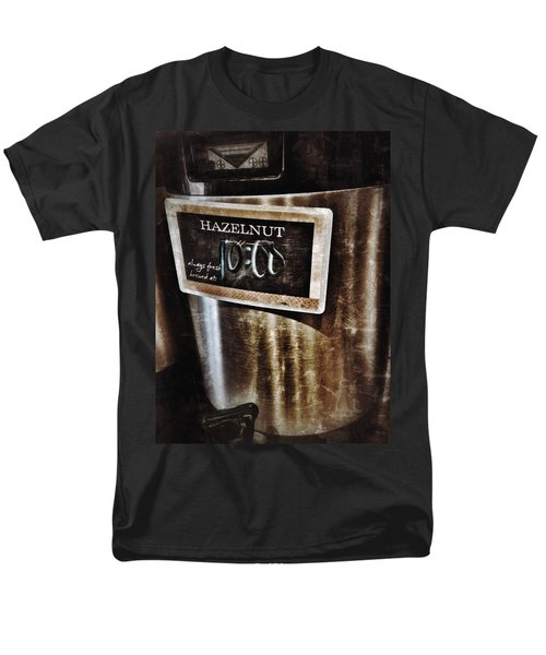 Coffee Time Men's T-Shirt  (Regular Fit) by Mark David Gerson