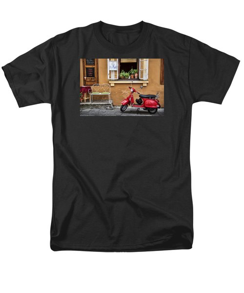 Coffee To Go Men's T-Shirt  (Regular Fit) by James David Phenicie