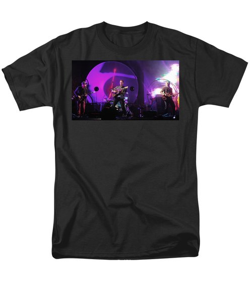 Coldplay5 Men's T-Shirt  (Regular Fit) by Rafa Rivas