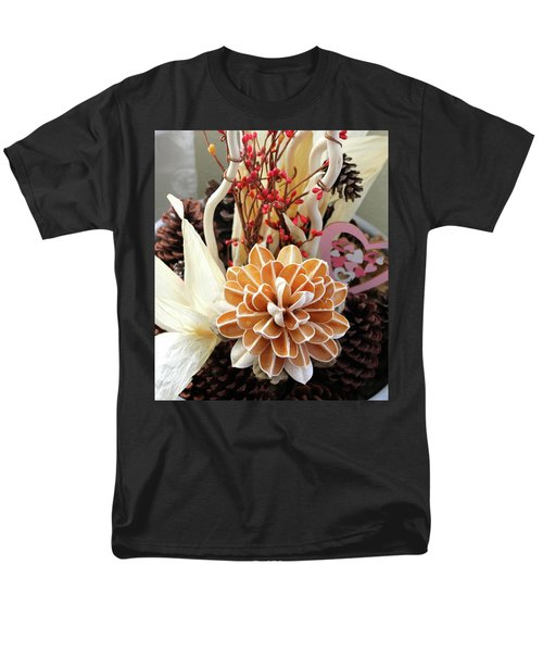 Collections Men's T-Shirt  (Regular Fit) by Lorna Maza