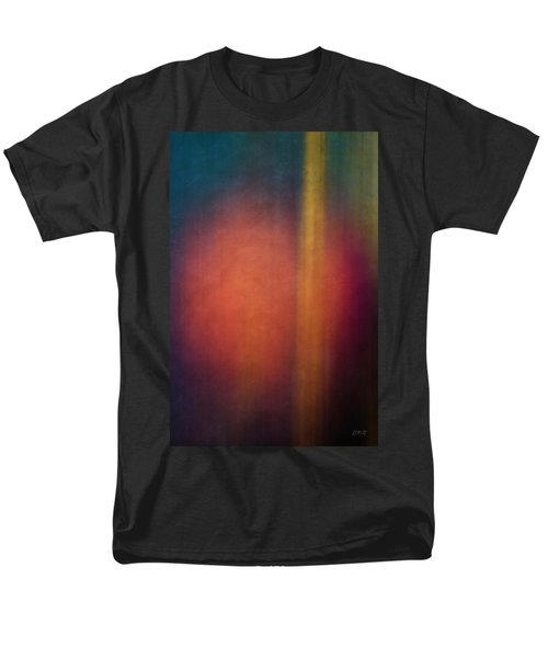 Color Abstraction Xxvii Men's T-Shirt  (Regular Fit) by David Gordon