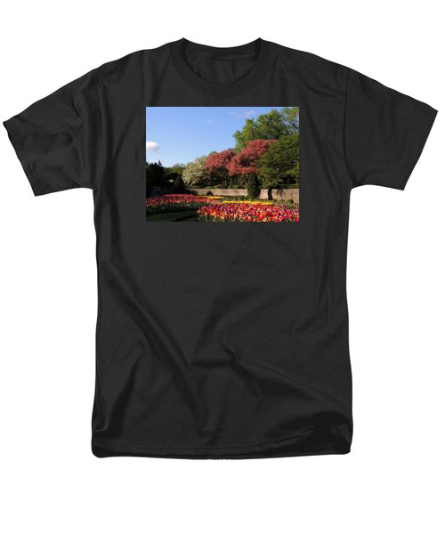 Men's T-Shirt  (Regular Fit) featuring the photograph Colors Of May by Teresa Schomig