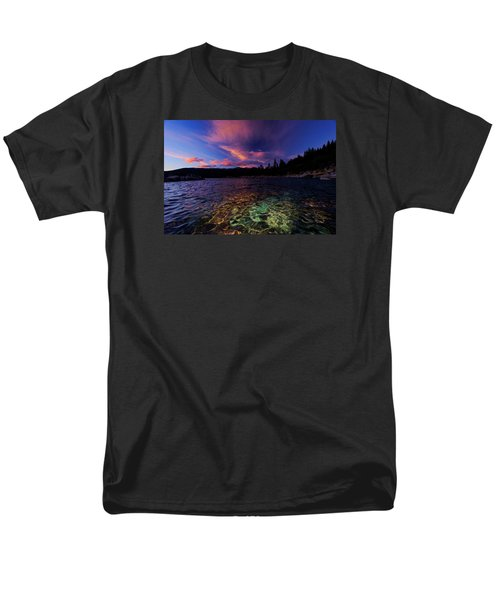 Men's T-Shirt  (Regular Fit) featuring the photograph Come To My Window by Sean Sarsfield