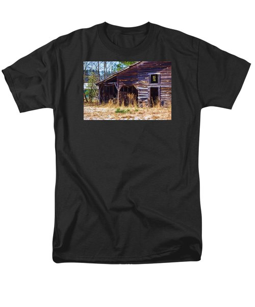 Coming Apart With Character Men's T-Shirt  (Regular Fit) by Roberta Byram