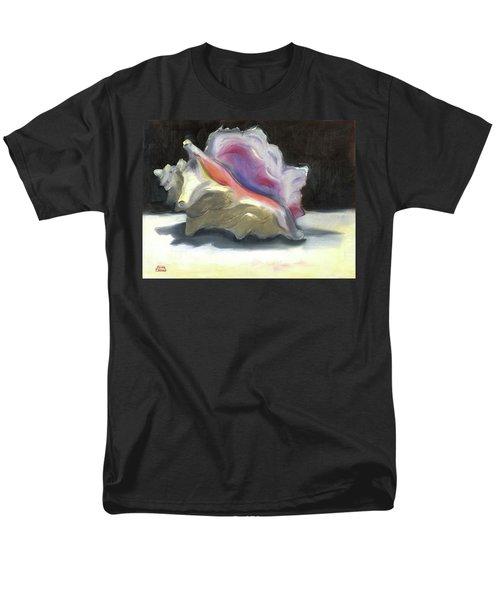 Conch Shell Men's T-Shirt  (Regular Fit) by Susan Thomas