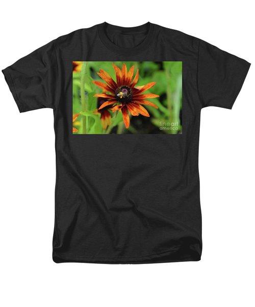 Cone Flower Men's T-Shirt  (Regular Fit) by Eva Kaufman