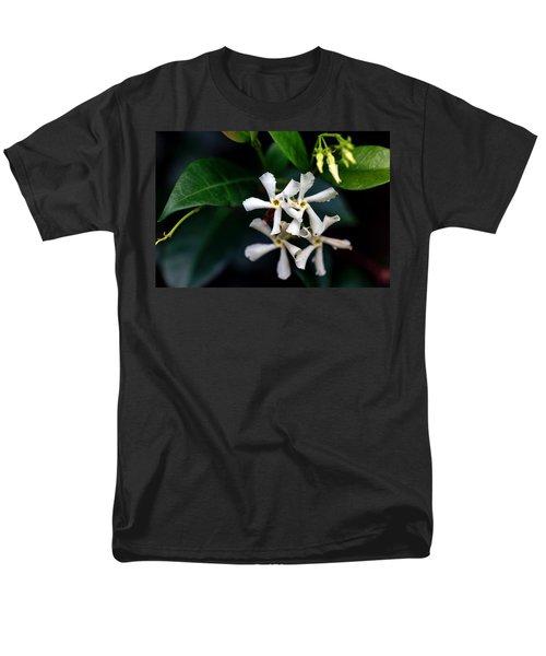 Confederate Jasmine Men's T-Shirt  (Regular Fit) by Sennie Pierson