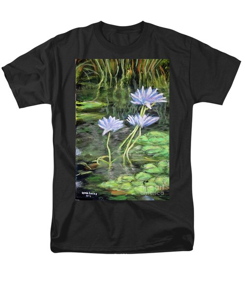 Connections Men's T-Shirt  (Regular Fit) by Lyric Lucas