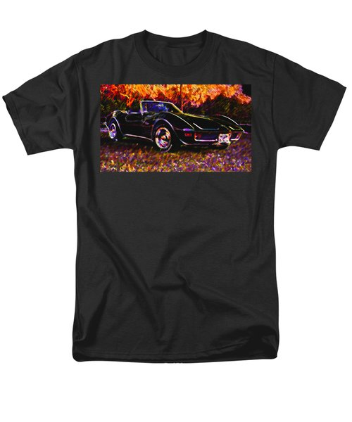Corvette Beauty Men's T-Shirt  (Regular Fit) by Stephen Anderson