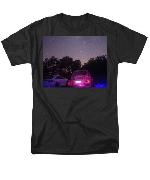 Cosmic Beetle 8 Men's T-Shirt  (Regular Fit) by Carolina Liechtenstein