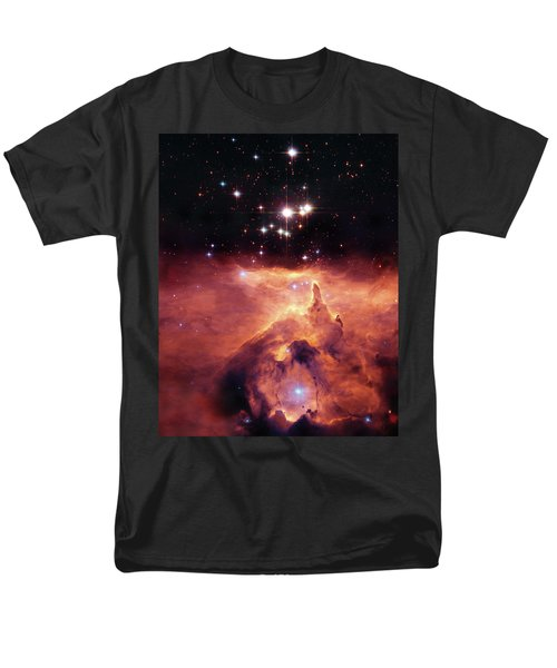 Cosmic Cave Men's T-Shirt  (Regular Fit) by Jennifer Rondinelli Reilly - Fine Art Photography