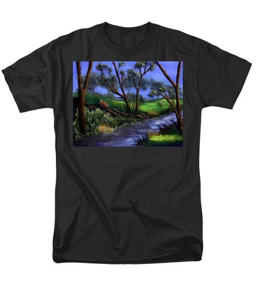 Country Club View Men's T-Shirt  (Regular Fit)