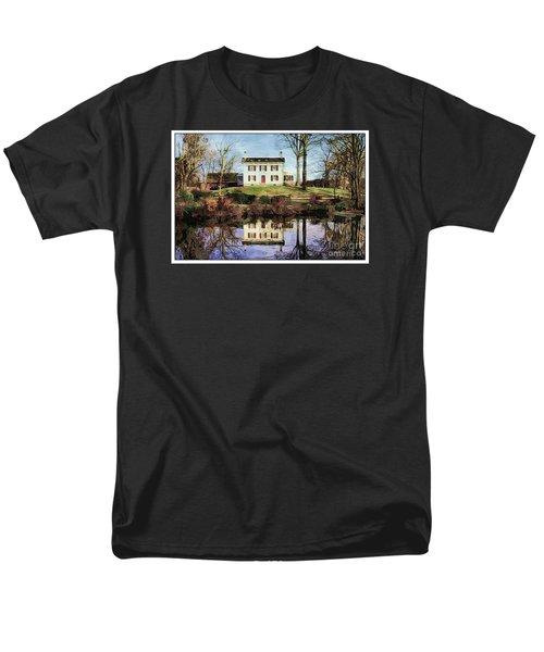 Country Living Men's T-Shirt  (Regular Fit) by Marcia Lee Jones