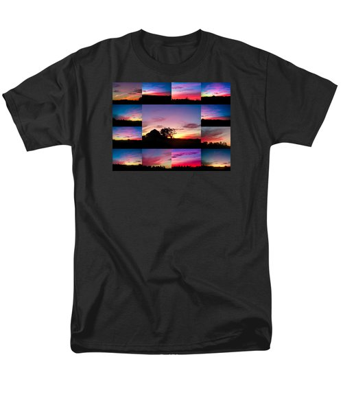 Countryside Beauty Men's T-Shirt  (Regular Fit) by Carlee Ojeda