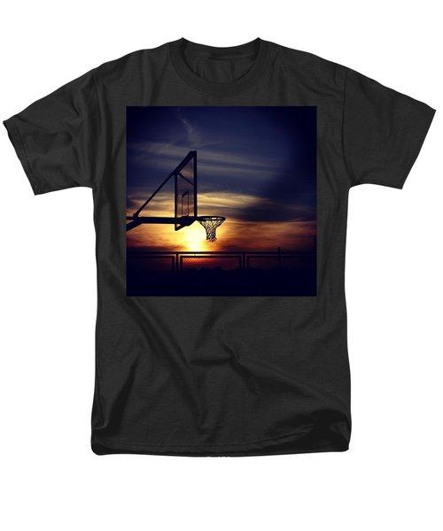 Court Men's T-Shirt  (Regular Fit) by Jun Pinzon