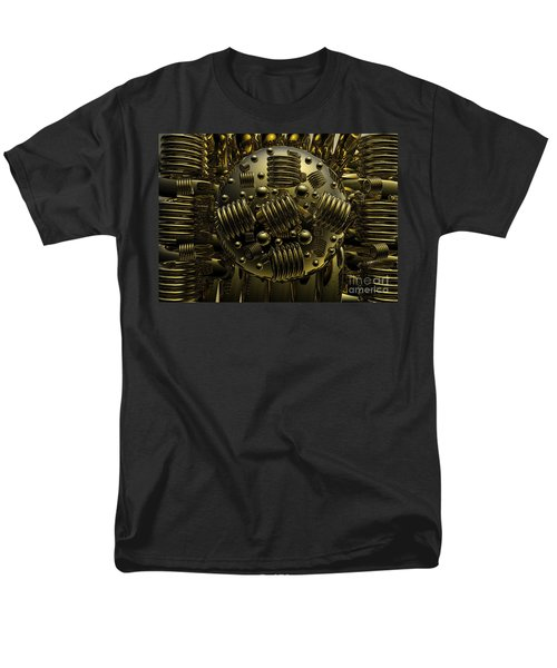 Crazy Men's T-Shirt  (Regular Fit) by Robert Orinski