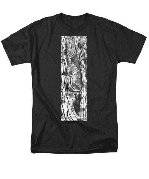 Men's T-Shirt  (Regular Fit) featuring the painting Creator by Carol Rashawnna Williams