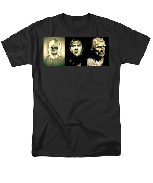 Creature Feature Men's T-Shirt  (Regular Fit) by Fred Larucci