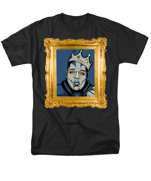 Crooklyn's Finest Men's T-Shirt  (Regular Fit) by Cg