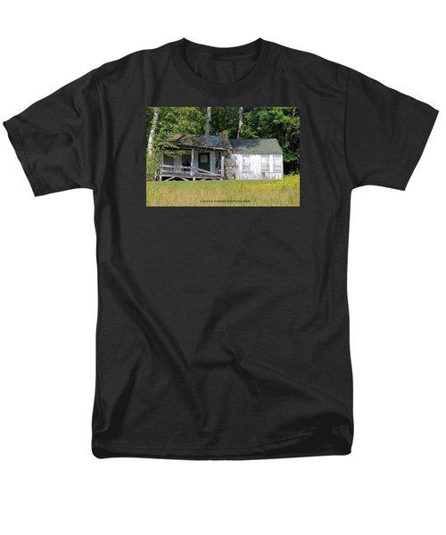 Crumbling Men's T-Shirt  (Regular Fit)